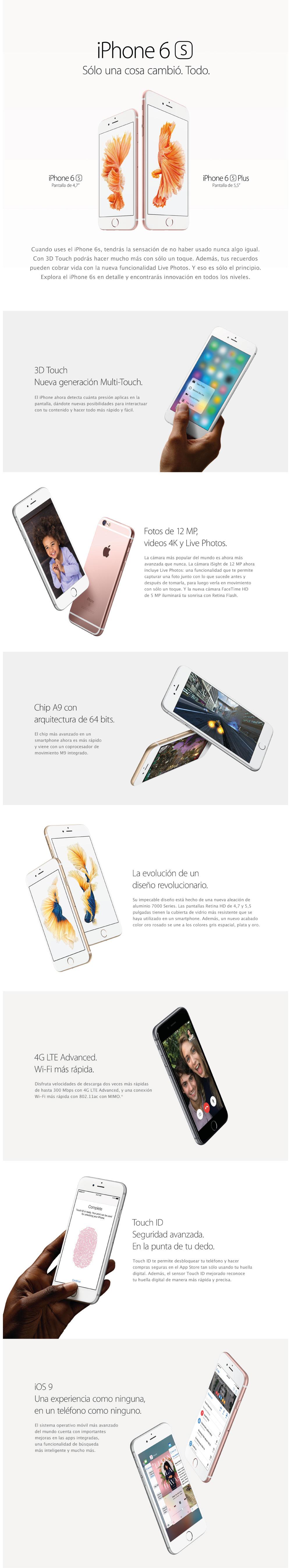 Predisponibilidad iPhone 6S en Alkosto - Ktronix