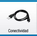 menu de conectividad para celulares
