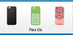 Protección para celulares iOS