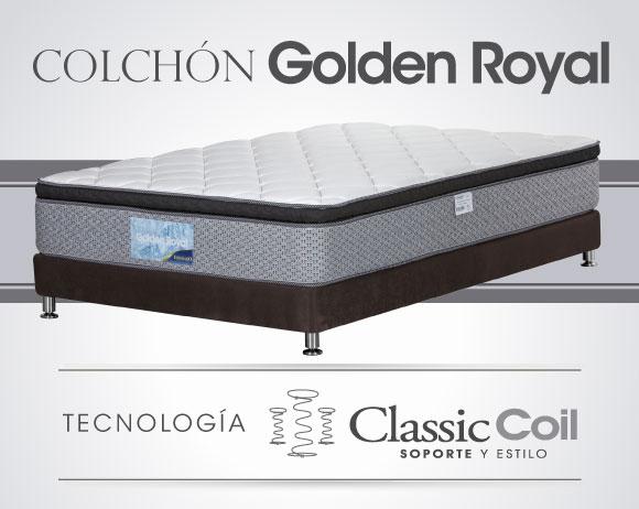 Colchones ELDORADO Golden Royal