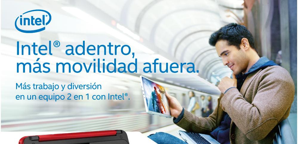 Convertibles Intel 2 en 1 en Alkosto