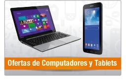 Hiperofertas Computadores y Tablets