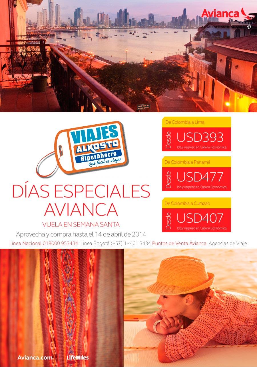 Viajes Colombia Lima Panama C