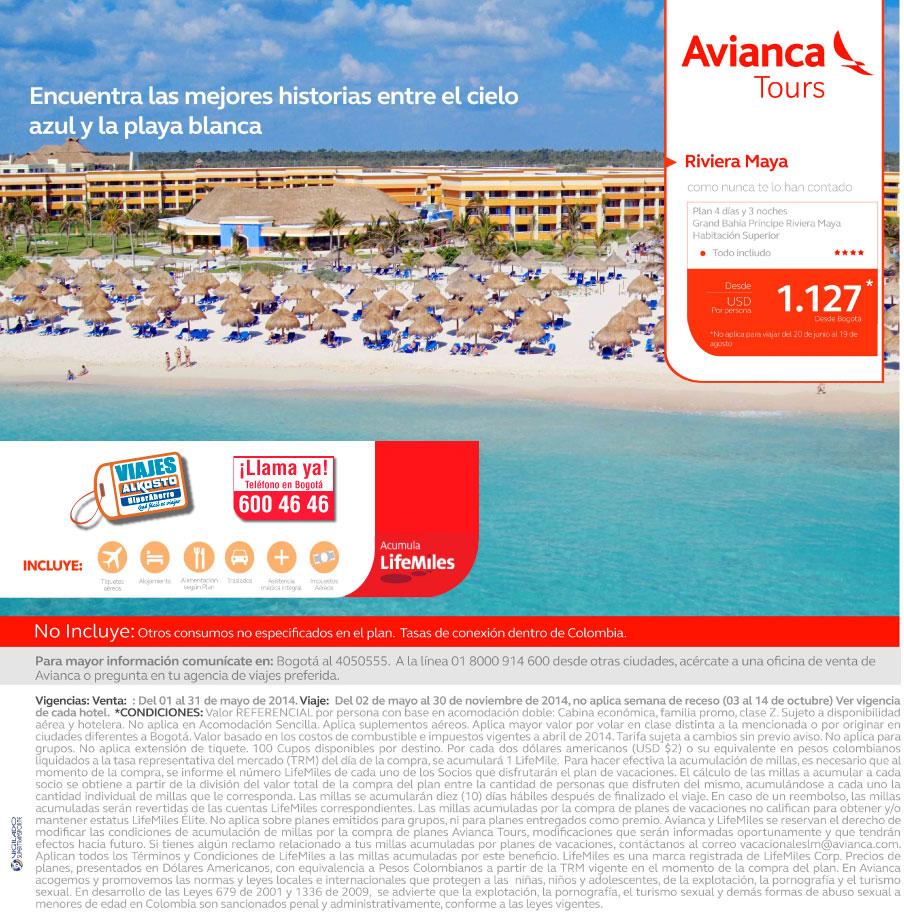 Viaje Riviera Maya