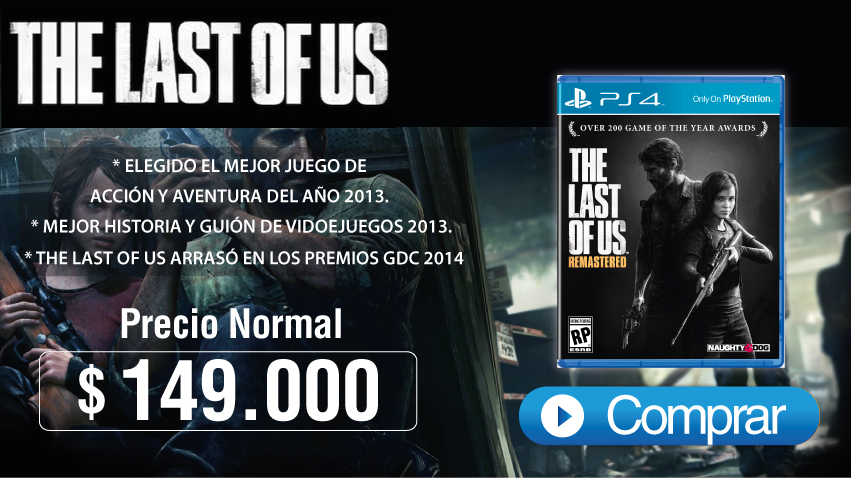 Comprar The Last Of Us