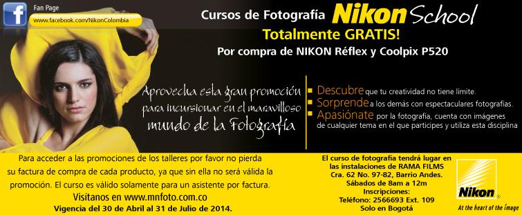 concurso nikon refles y p520