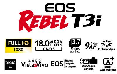Rebel t3i