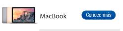 Encuentra aquí todas las referencias MacBook disponibles
