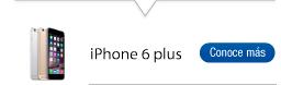 Encuentra aquí iPhone 6s