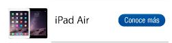 Encuentra aquí todas las referencias de iPad Air