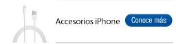 Encuentra aquí accesorios para iPhone