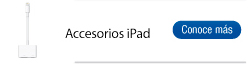 Encuentra aquí los accesorios para tu iPad