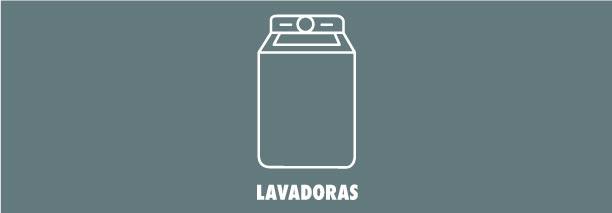 Lavadoras Panasonic