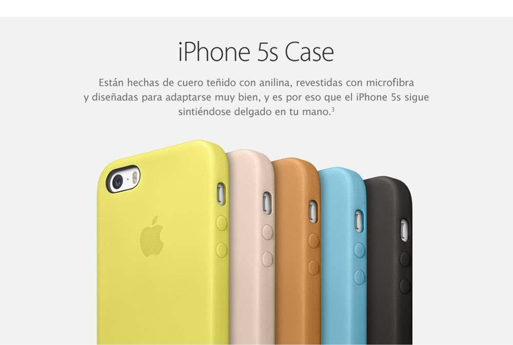 iPhone 5s Disponible en Tiendas