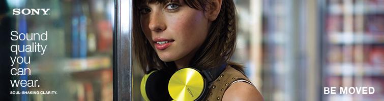 Sony audifonos