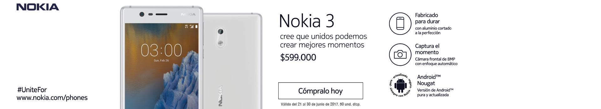 Bcat AK KT- Celular Nokia N3 - jun21