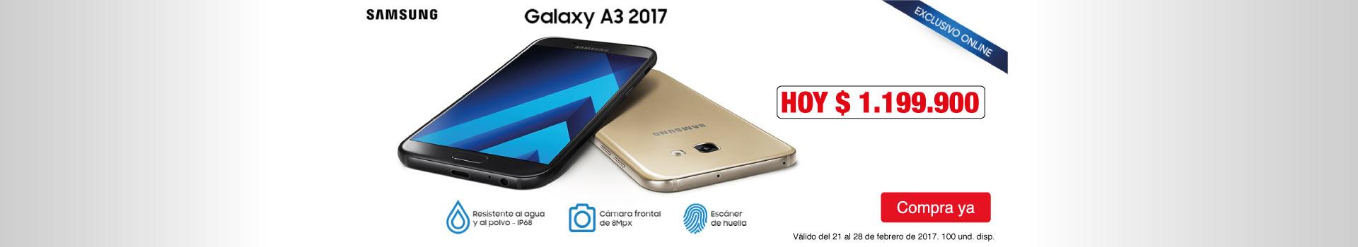 CAT AK - Samsung A3 2017 - Feb20