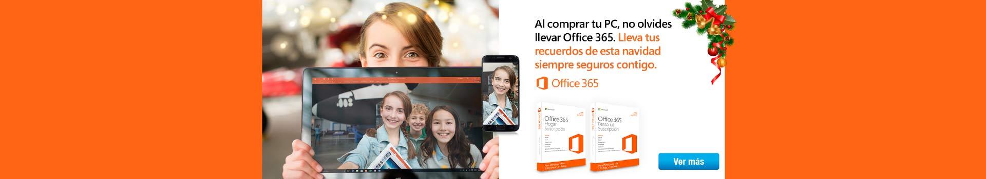 Pauta Microsoft - Categoría PC y Tablets - diciembre 1 - One Drive Microsoft