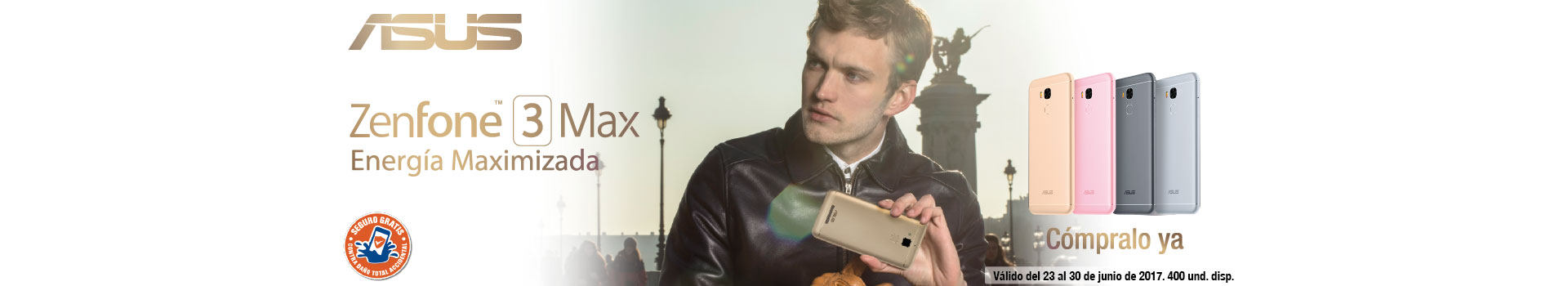 Pauta ASUS - CAT AK  KT - Celular Zenfone 3  - Jun24