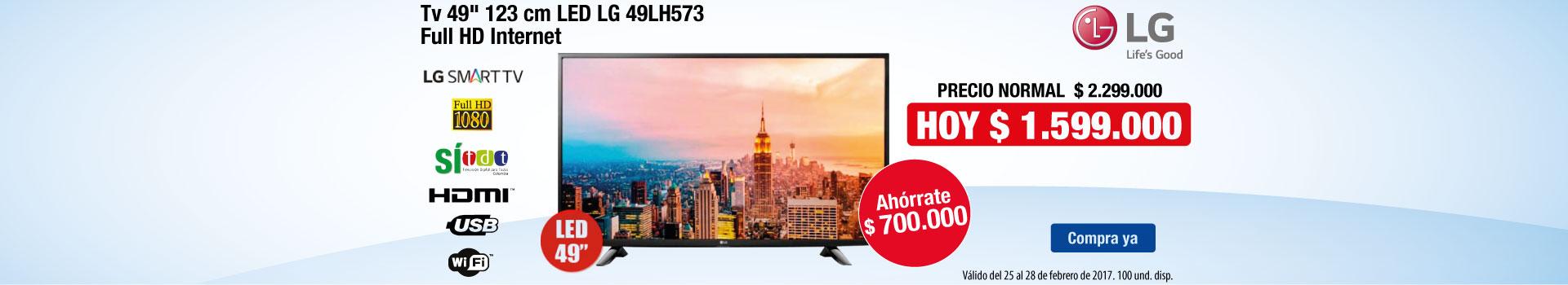 OPC KT- TV LG 49LH - Feb 25