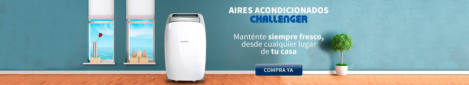 CAT ELECT - feb 21 - CHALLENGER Aires Acondicionados