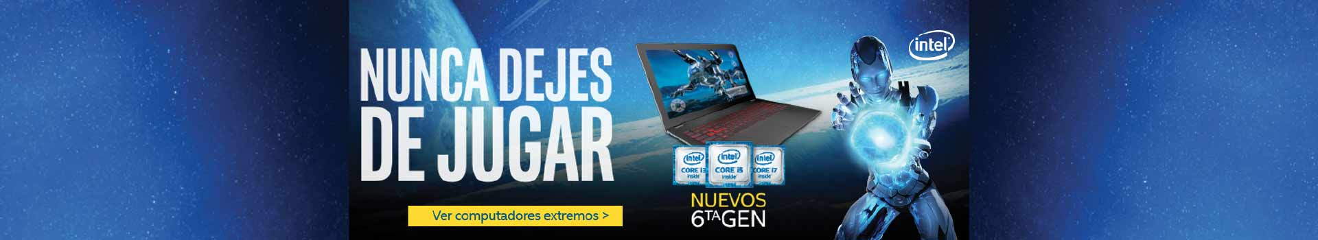 Pauta Intel - diciembre 1 - Gaming