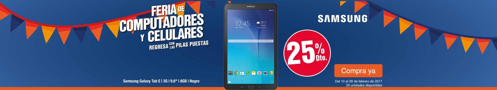 CAT AK - Samsung Galaxy Tab E | 3G | 9.6