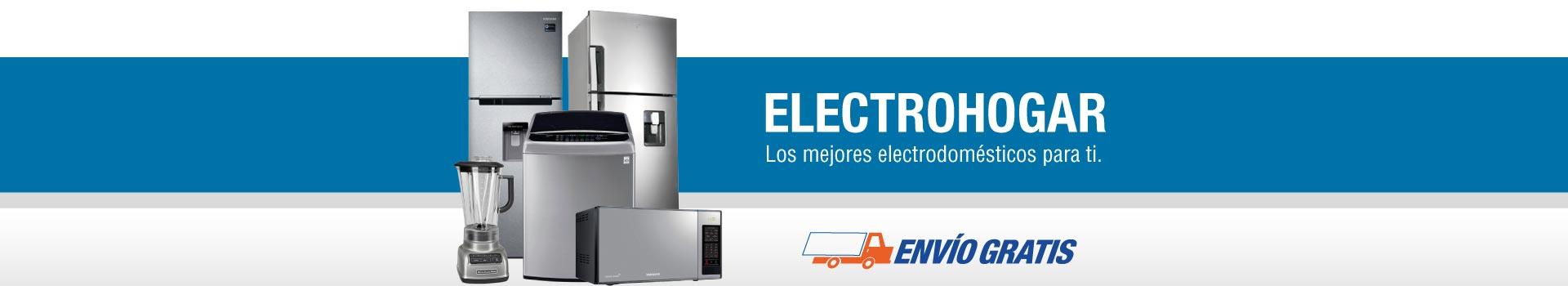 Electrohogar: Los mejores Electrodomésticos para ti - Categoría - Dic 5