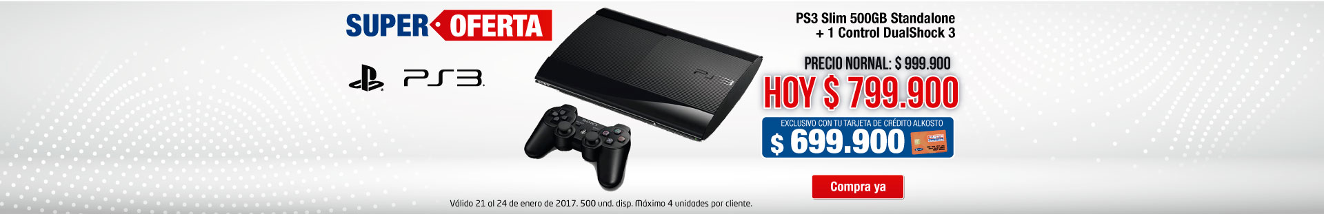 ps3 standalone
