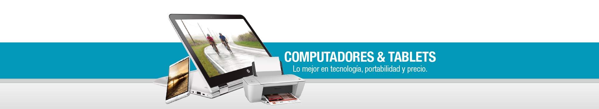 Categoría Computadores & Tablets