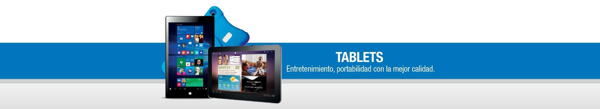 Categoría Tablets