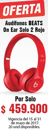 Beats megamenu 15 Julio