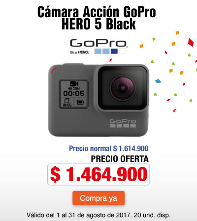 Megamenu ak - GoPro-Hero5 - Agosto-10