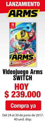 MGMNU AK-KT-Videojuegos-arms-jun24