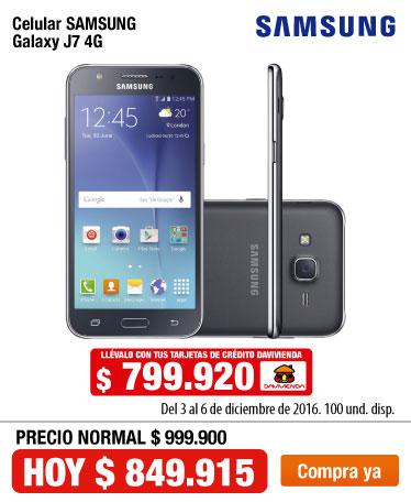 Celular Samsung Galaxy J7 - AK
