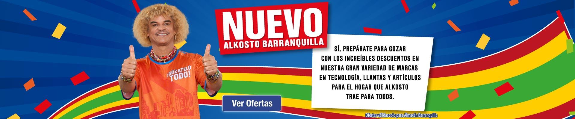 Alkosto Barranquilla