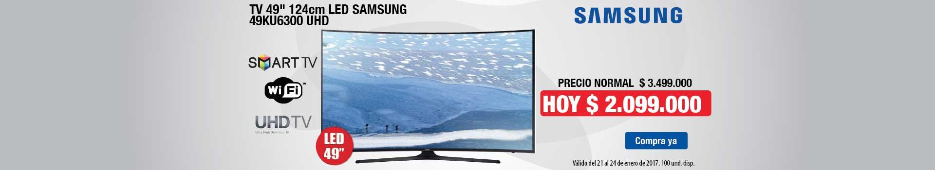 HIPER Samsung 49ku6300 Ene 21