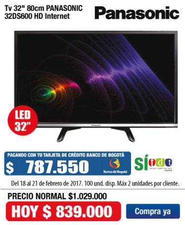 OFER KT - TV Pana 32DS600 - FEB 18
