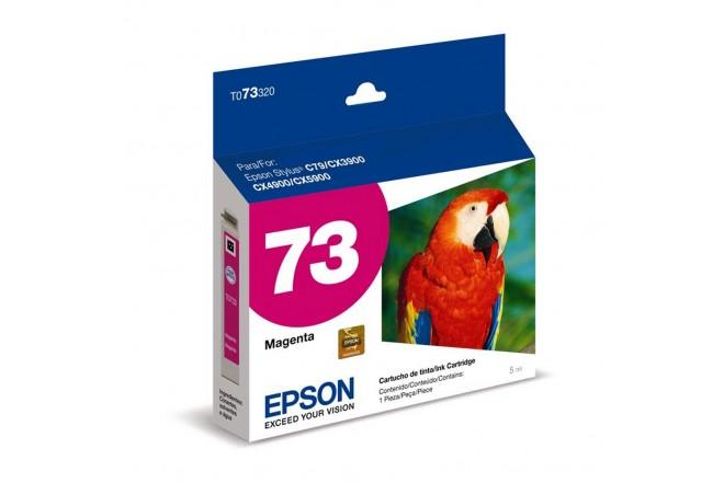 Cartucho EPSON T073320 Magenta