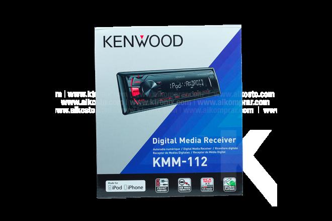 Combo Car Audio KENWOOD KMM112