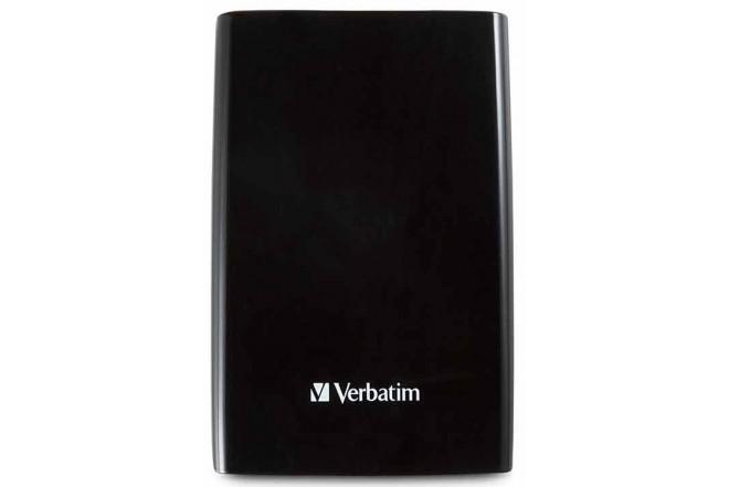 Disco Duro VERBATIM USB 3.0 1Tera