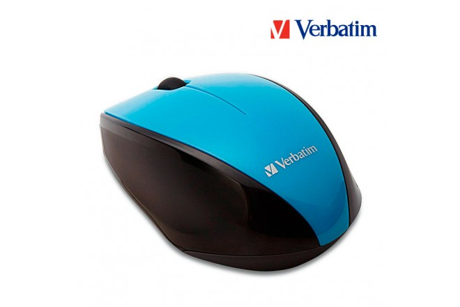 Mouse VERBATIM LED | Azul