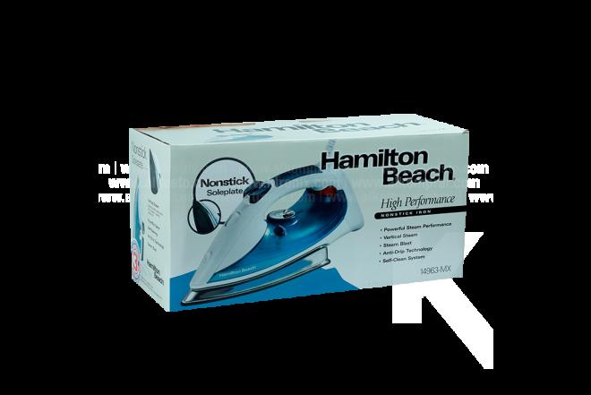 Plancha HAMILTON BEACH 14963-MX