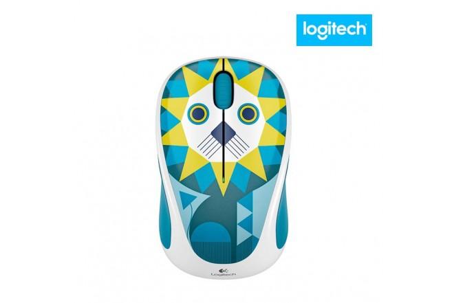 Mouse LOGITECH Inalámbrico OptDis Lio M317
