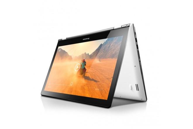 "Convertible 2 en 1 LENOVO Yoga 500 Core™ i7 14"" Blanco"