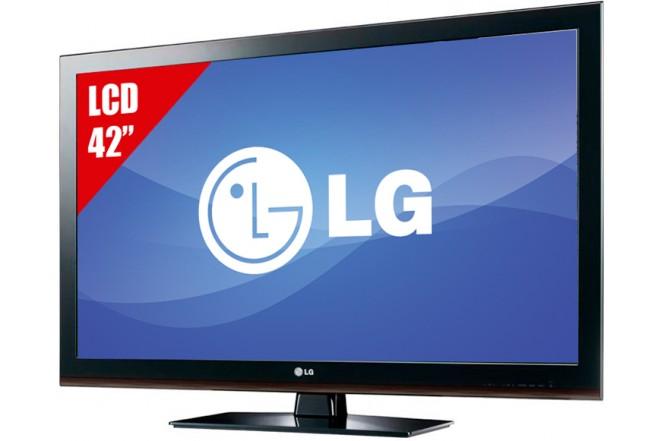"""TV 42"""" LCD LG 42LK450 FHD"""
