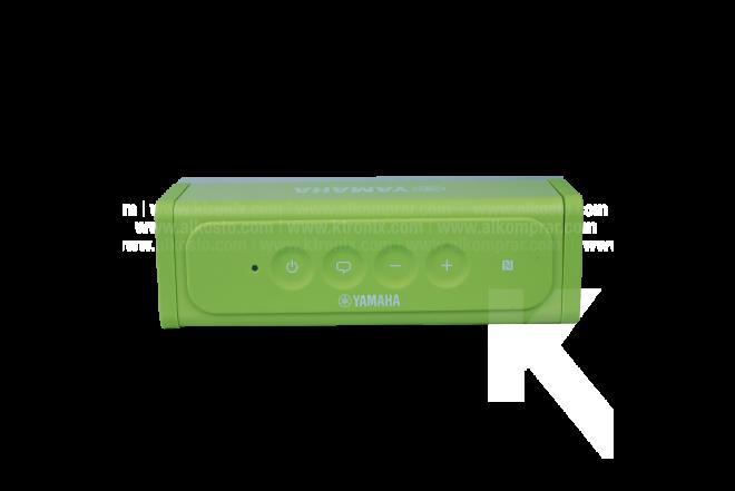Parlante Bluetooth YAMAHA NX-P100 Green