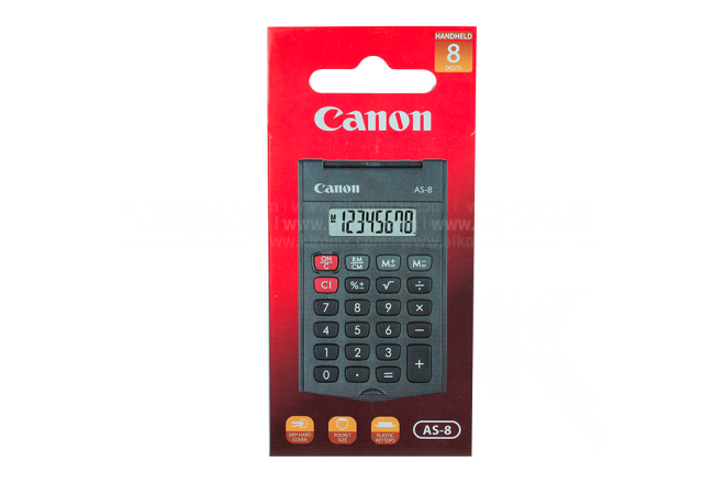 Calculadora CANON AS-8