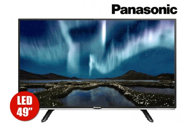 "TV 49"" 124cm LED PANASONIC 49DS600 Full HD Internet"