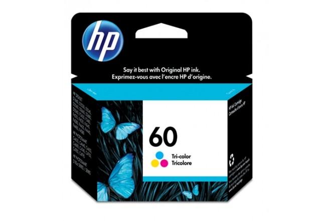 Cartucho HP 60 Tri-Color LAR